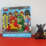 JUCARIE DE COLECTIE LUPTATOR   MINI  LEGO