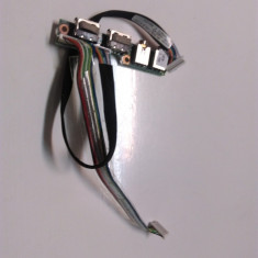 Placa Cu Audio Jack Si USB HP Compaq nc6120 5050A0065501-A02