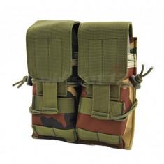 8fields buzunar dublu/ dublat port-incarcatoare M4/M16 Woodland