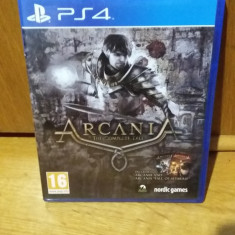 PS4 Arcania the complete tale joc original / by WADDER - Jocuri PS4, Role playing, 16+, Single player