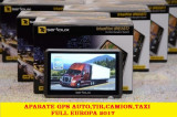 "GPS NAVIGATII GPS 5"" HD SPECIAL CAMION Primo TRUCK FULL Europa rutare CAMION, Toata Europa, Lifetime"