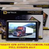 "GPS NAVIGATII GPS 5"" HD SPECIAL CAMION Primo TRUCK FULL Europa rutare CAMION, 5 inch, Toata Europa, Lifetime, Harta online: 1, Redare audio: 1"