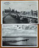 Constanta ; Cazinoul ; Mamaia , 5 ilustrate din care 4 interbelice, Ambele, Romania 1900 - 1950