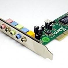 Placa de sunet Gembird SC-5.1-1 pci, low profile - Placa de sunet PC