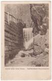 #1879- Romania, Valea Vinului carte postala circulata 1925: Izvorul bailor, Fotografie