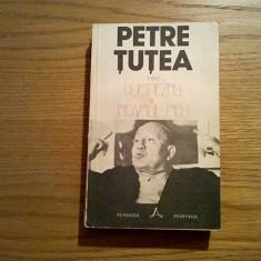 INTRE DUMNEZEU SI NEAMUL MEU - Petre Tutea - Fundatia Anastasia, 1992, 397 p.