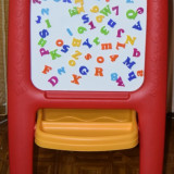 STEP2 Tabla dubla pentru copii - Easel for Two Culoare Rosu