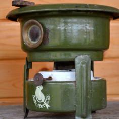 Primus, spirtiera veche emailata pentru gatit - Aragaz/Arzator camping