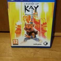 PS4 Legend of Kay anniversary joc original / by WADDER - Jocuri PS4, Actiune, 12+, Single player