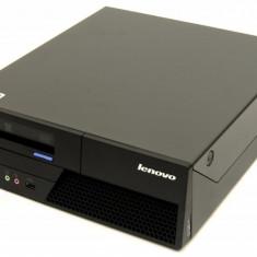 Calculator LENOVO ThinkCentre M58 SFF, Intel Core 2 Duo E7500 2.93 GHz, 2 GB DDR2, 160GB SATA, DVD-RW - Sisteme desktop fara monitor Ibm