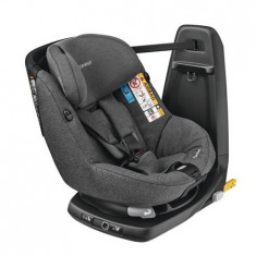 Scaun Auto Axissfix Maxi-Cosi Sparkling Grey - Scaun auto copii Maxi Cosi, 0+ (0-13 kg), Opus directiei de mers