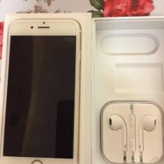 iPhone 6 Apple, alb, 64 GB IMPECABIL, Auriu, Orange