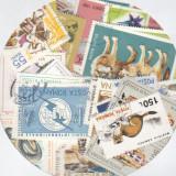 Pachet 100 timbre diferite Romania stampilate