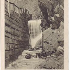 #1878- Romania, Valea Vinului carte postala necirculata: Izvorul bailor