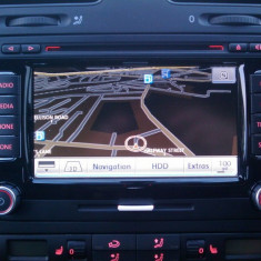 VW DVD-uri Harti Navigatie VOLKSWAGEN RNS 510 HARTI EUROPA + ROMANIA V.13 2016 - Software GPS