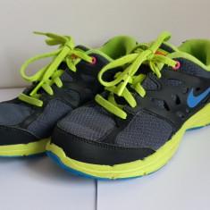 Adidasi copii Nike, Marime: 31.5, Culoare: Gri
