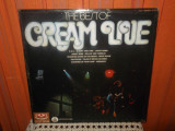 -Y- CREAM - THE BEST OF CREAM LIVE - DUBLU ALBUM - DISC VINIL LP
