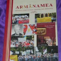 Armanamea Revista comunitatii armane din Romania 3 / 2007 aromani (f0315 - Revista culturale