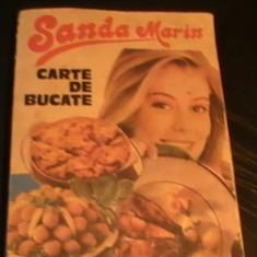 CARTE DE BUCATE-SANDA MARIN-349 PG-ED- ORIZONTURI- - Carte Retete culinare internationale