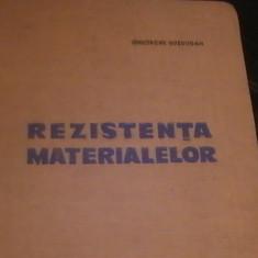 REZISTENTA MATERIALELOR-GH. BUZDUGAN-592 PG QA 4- - Curs Tehnica