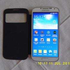 Samsung Galaxy S4 - Telefon mobil Samsung Galaxy S4, Alb, 16GB, Neblocat, Single SIM