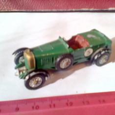 Bnk jc Matchbox Models of yesteryear 1929 4 1\2 Litre Bentley
