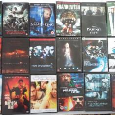 CARCASA DVD -URI GOALE, PENTRU FILME . LOT 44 BUCATI