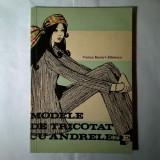 V. Bociort-Stanescu – Modele de tricotat cu andrelele