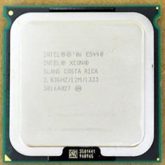 Intel Xeon E5440 Quad Core 2.83Ghz 12mb 1333Mhz sk 771 modat la 775(q9550) - Procesor PC Intel, Numar nuclee: 4, 2.5-3.0 GHz, LGA775