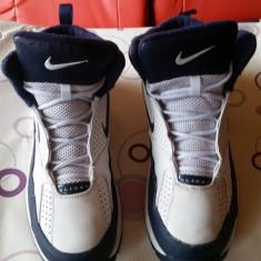 Nike Air Jordan Flight originali, piele naturala, nr.46-30 cm. - Adidasi barbati Nike, Culoare: Alb