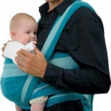 Port Bebe Baby Amazonas Symbol Carry Sling Carrageen 450 cm