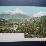 Reich  -  CP necirculata ( Berchtesgaden ).