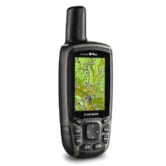 Sistem navigaţie drumeţii Garmin GPSMAP 64st