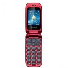 Myphone Myphone Flip Red - Telefon MyPhone