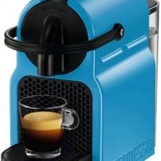 Cafetieră cu capsule Nespresso Delonghi EN 80PBL Inissia, albastru
