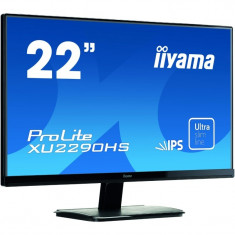 Monitor LED IIyama ProLite XU2290HS-B1 21.5 inch 5 ms Black