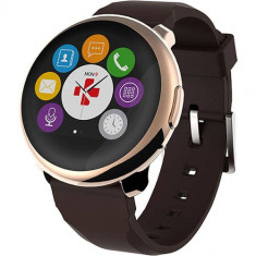 Mykronoz Smartwatch ZeRound Black/Yellow Gold Auriu