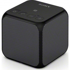 SONY SRS-X11B Portable Wireless Speaker - Black - Boxa portabila Sony, Conectivitate bluetooth: 1