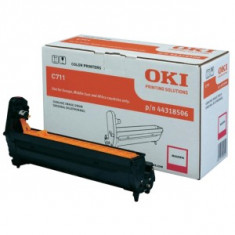 Tambur EP OKI magenta | 20 000pag | C711 - Cilindru imprimanta