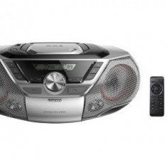 Microsistem audio Philips, CD Player, tuner FM, USB, AUX, 2x6W, AZ783/12