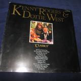 Kenny Rogers&Dottie West - Classical _ vinyl(LP) Germania