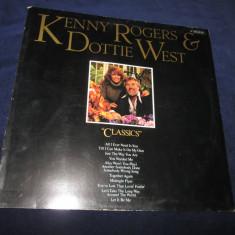 Kenny Rogers&Dottie West - Classical _ vinyl(LP) Germania - Muzica Country Altele, VINIL