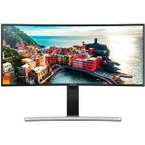 Monitor LED Samsung SyncMaster Curbat S34E790C 34 inch 4ms black