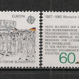 Germania.1982 EUROPA SG.444 - Timbre straine, Nestampilat