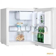 Samus Frigider-minibar - NOU SW060A+, Independent, No Frost, A+, Numar usi: 2, Alb