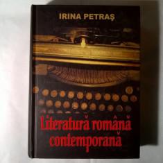 Irina Petras – Literatura romana contemporana - Eseu