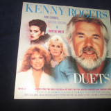 Kenny Rogers With Kim Carnes, Sheena Easton&Dottie West – Duets_vinyl Germania