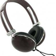 Casti 4World stereo cu pernite de urechi confortabile, Flavour''City'', 2m - Casca PC