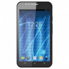 Telefon mobil Serioux Whisper X2, 5.88 inch, Dual-Sim, Black, GPS, 3G, RESIGILAT, Albastru, 4GB, Neblocat, Dual core