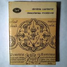 Dimitrie Cantemir – Descrierea Moldovei - Carte Istorie